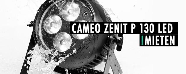 Cameo ZENIT P 130 LED Scheinwerfer