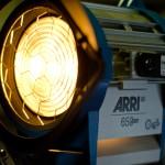 ARRI 650+ Scheinwerfer
