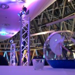 Traversenstempel Gala-Event