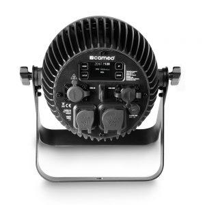 P 130 – Rückseite mit OLED
