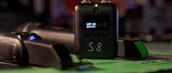 SK 6212 Taschensender und SKM 6000 Handsender  / Bild © Sennheiser electronic GmbH & Co. KG