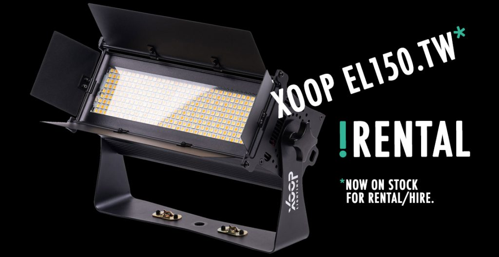 XOOP EL150.TW LED lighting