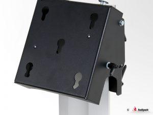 Audipack Aufnahme für UFPRO (VESA)